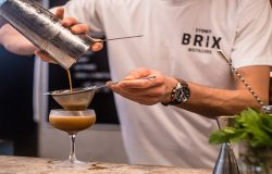 Brix Distillery & Bar