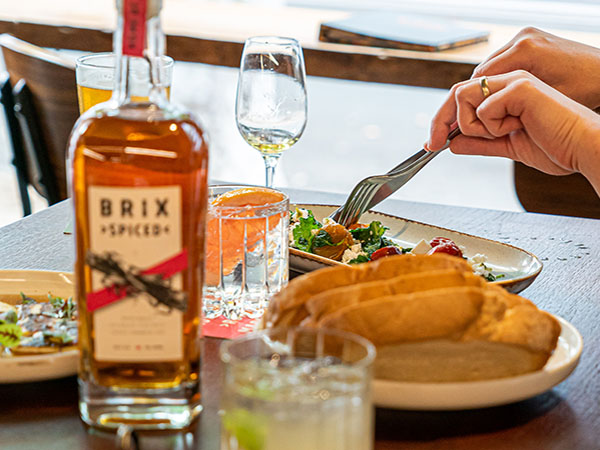 Brix Distillery & Bar