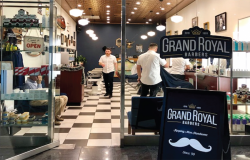 Grand Royal Barbers – CBD