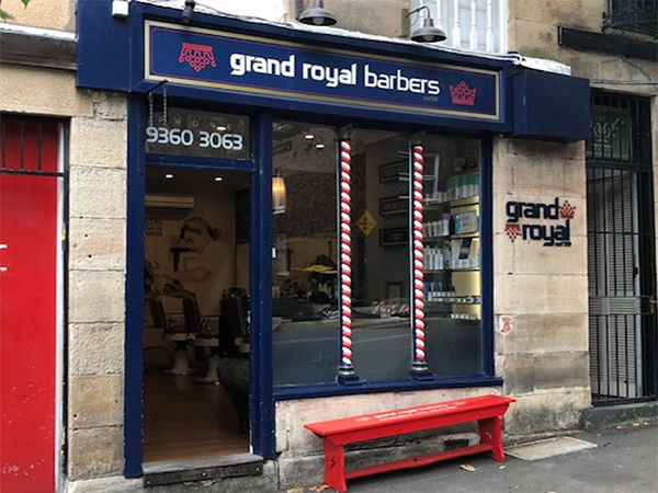 Grand Royal Barbers- Darlinghurst