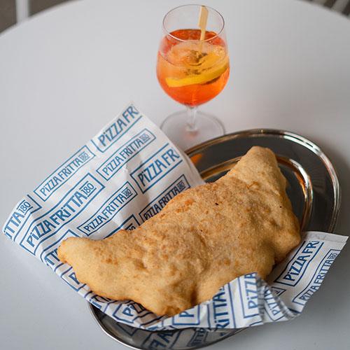 Pizza Fritta 180