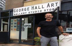 George Hall Art